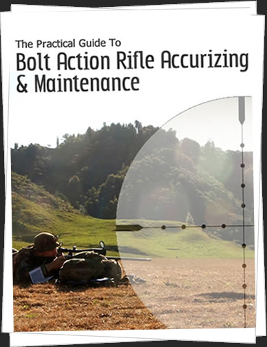 bolt action rife accurizing & maintenance